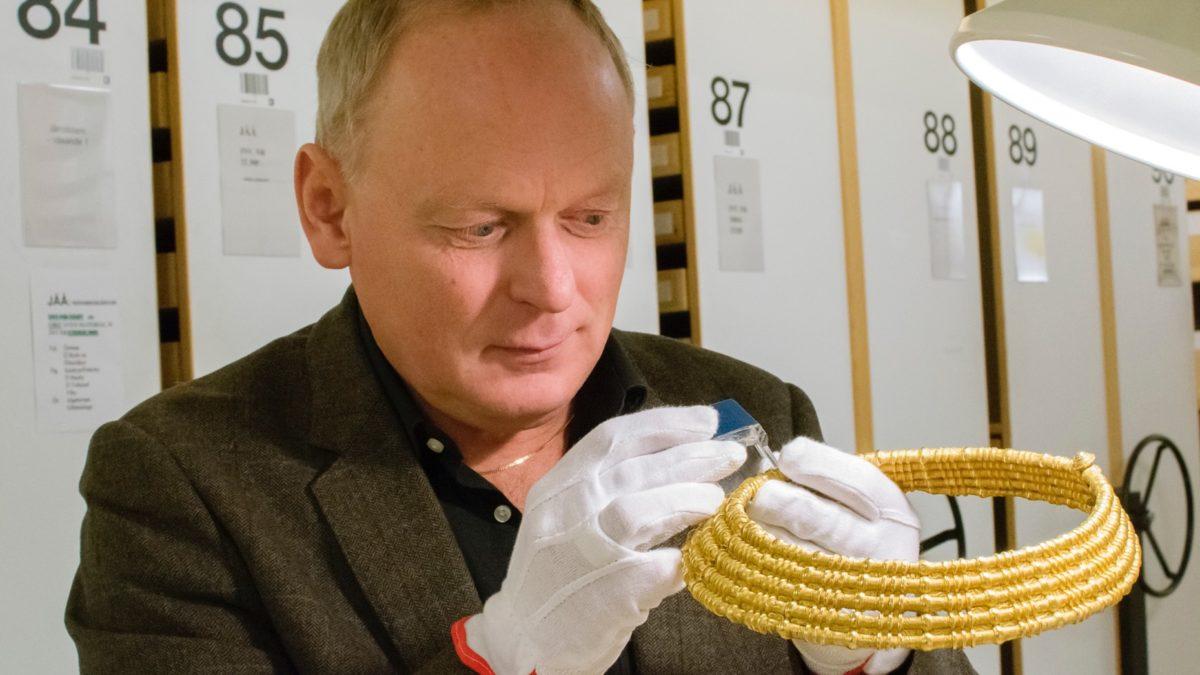 Kent Andersson, Historiska museet