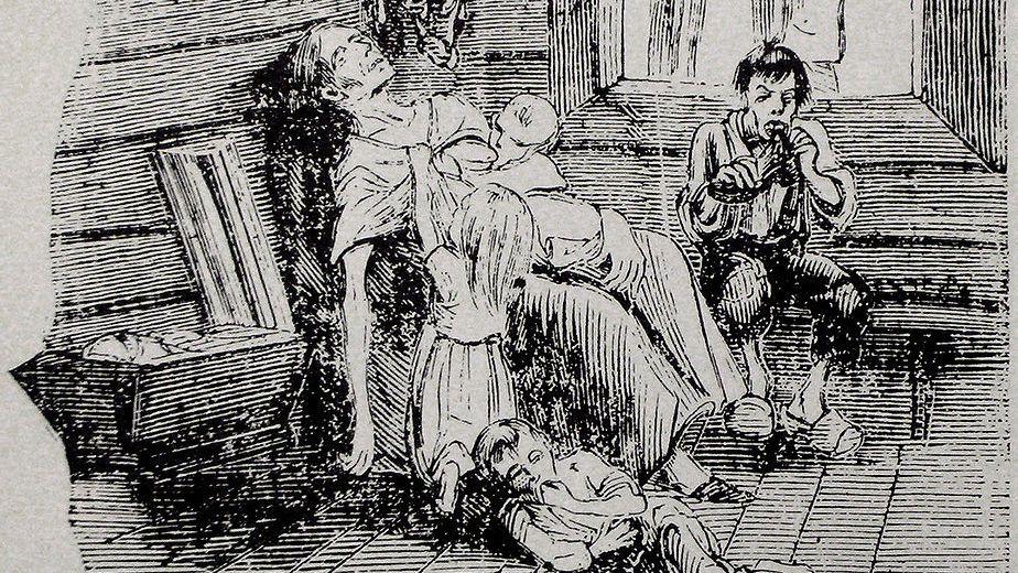 Svälten 1867-69