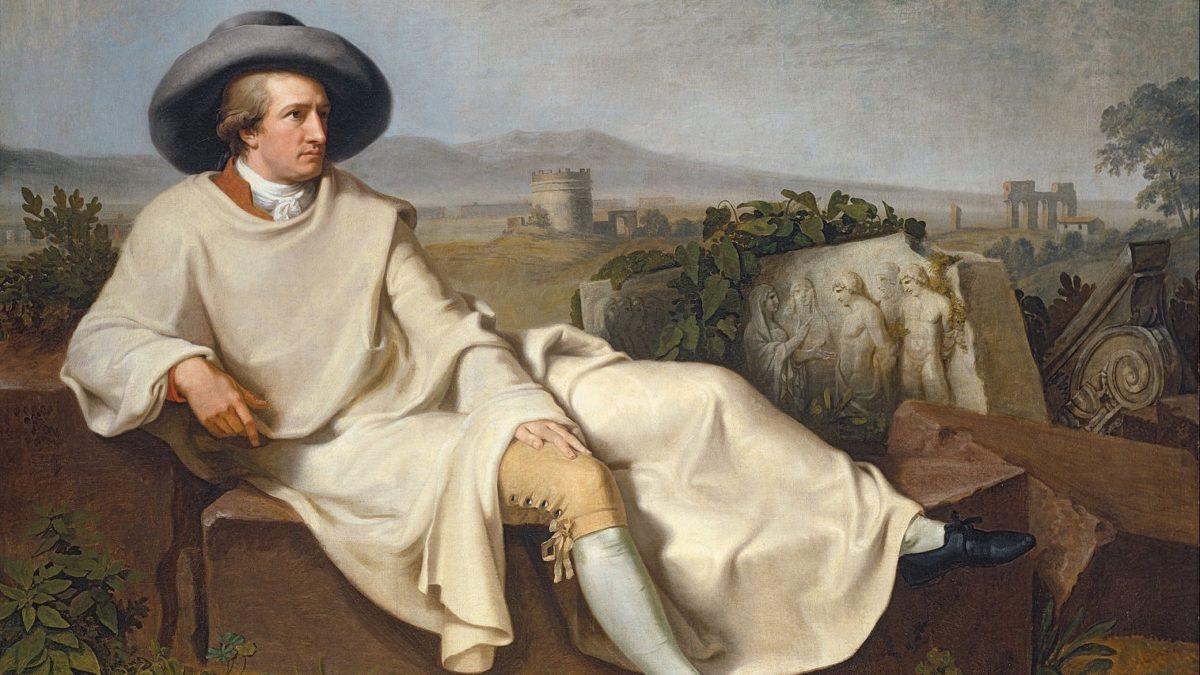Goethe i Italien