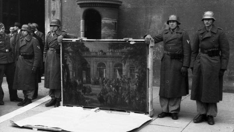 Nazisternas konstskulder