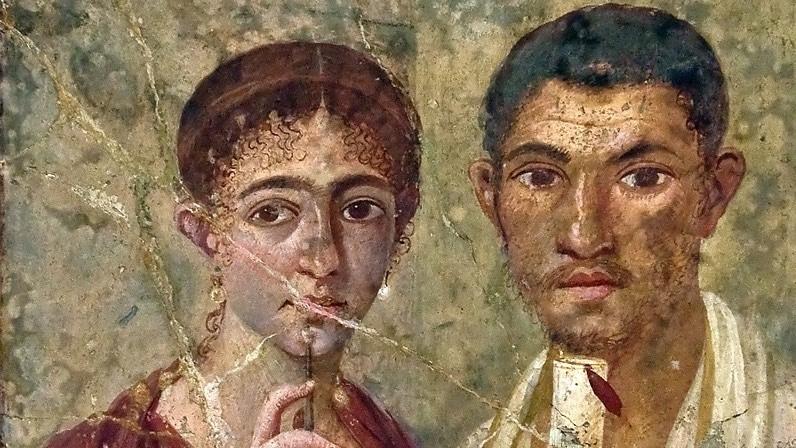Graffiti i romarriket