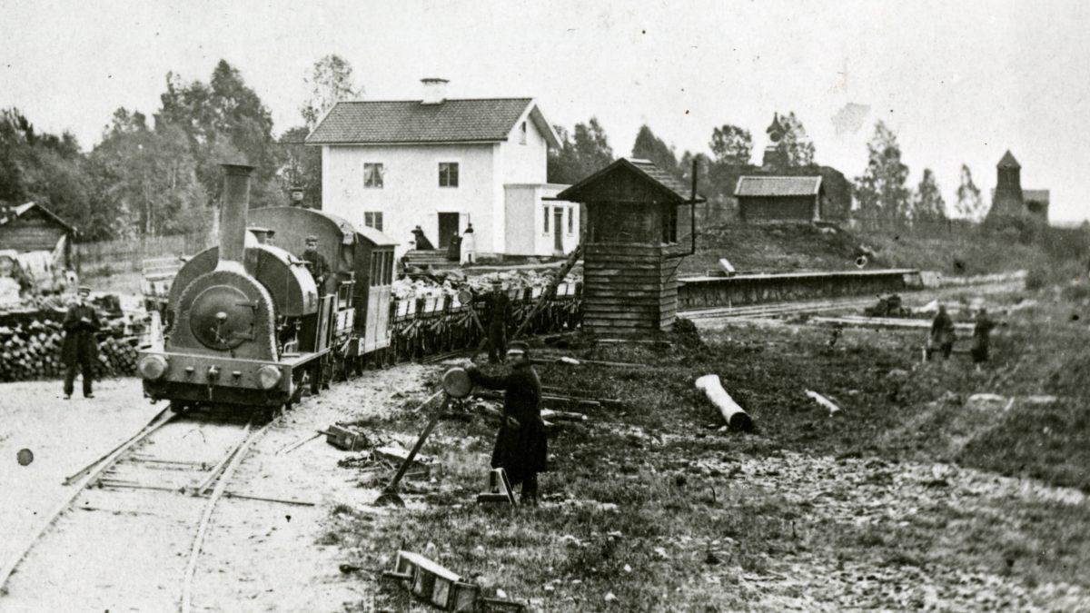 Järnvägens historia