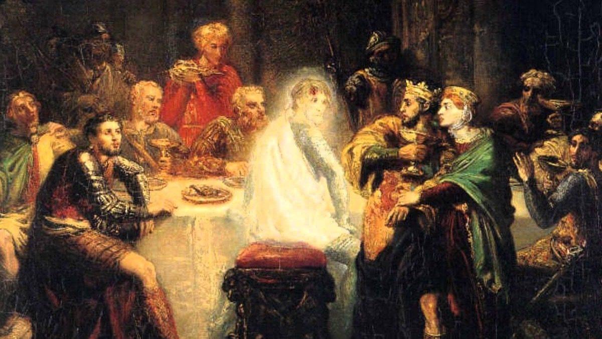 Banquos spöke i Macbeth