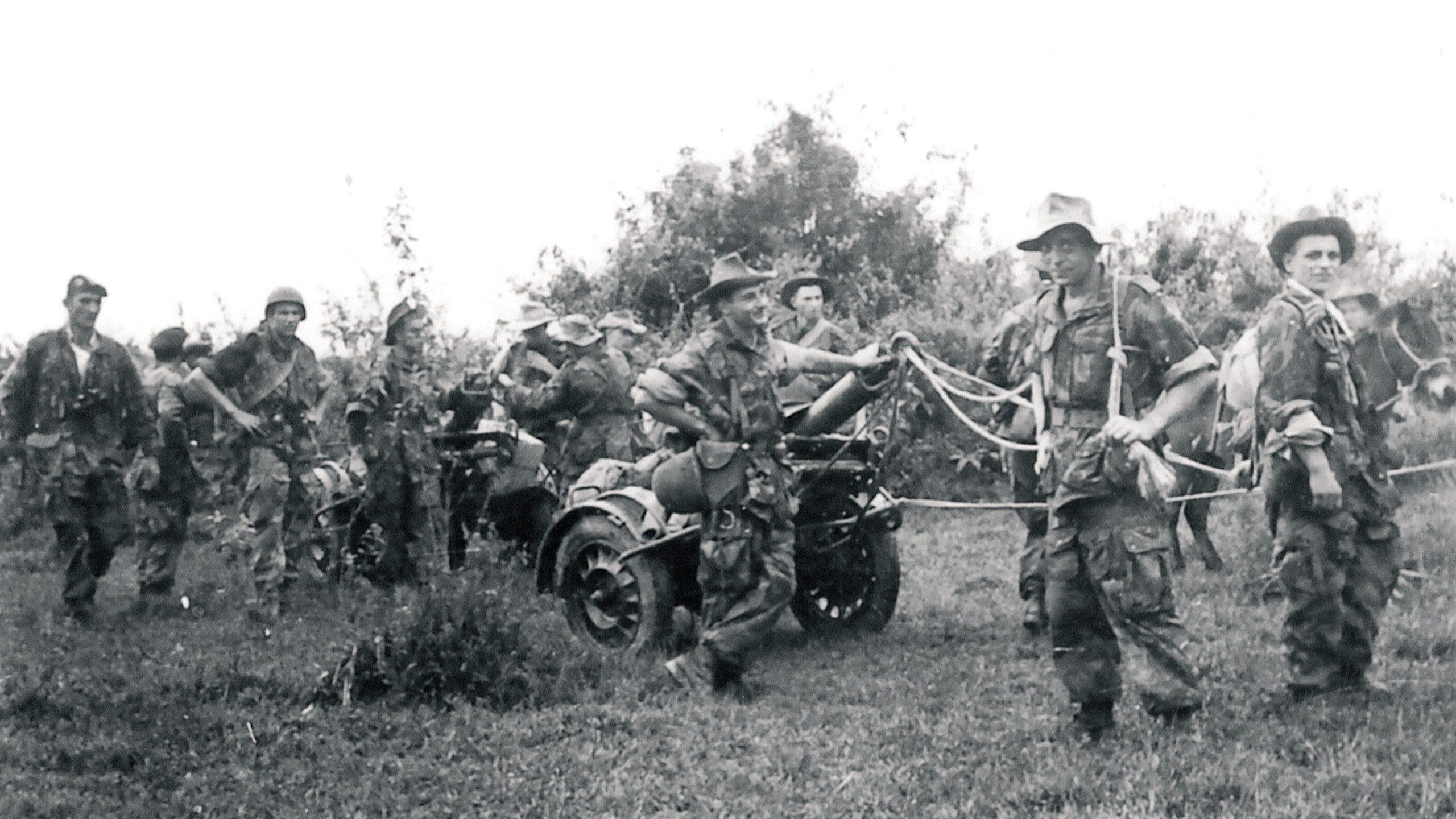 Främlingslegionen vid Dien Bien Phu