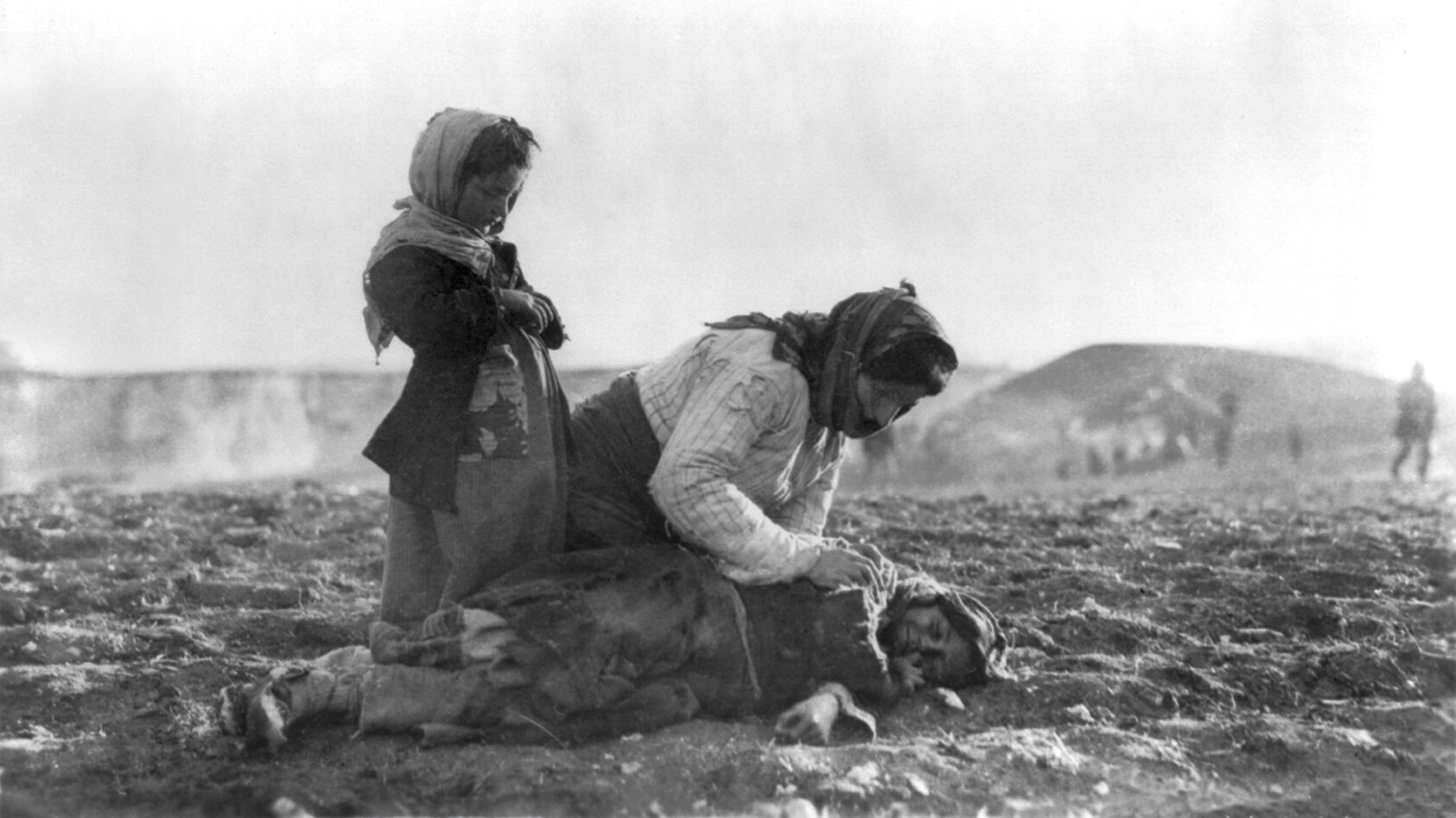 Folkmordet på armenierna