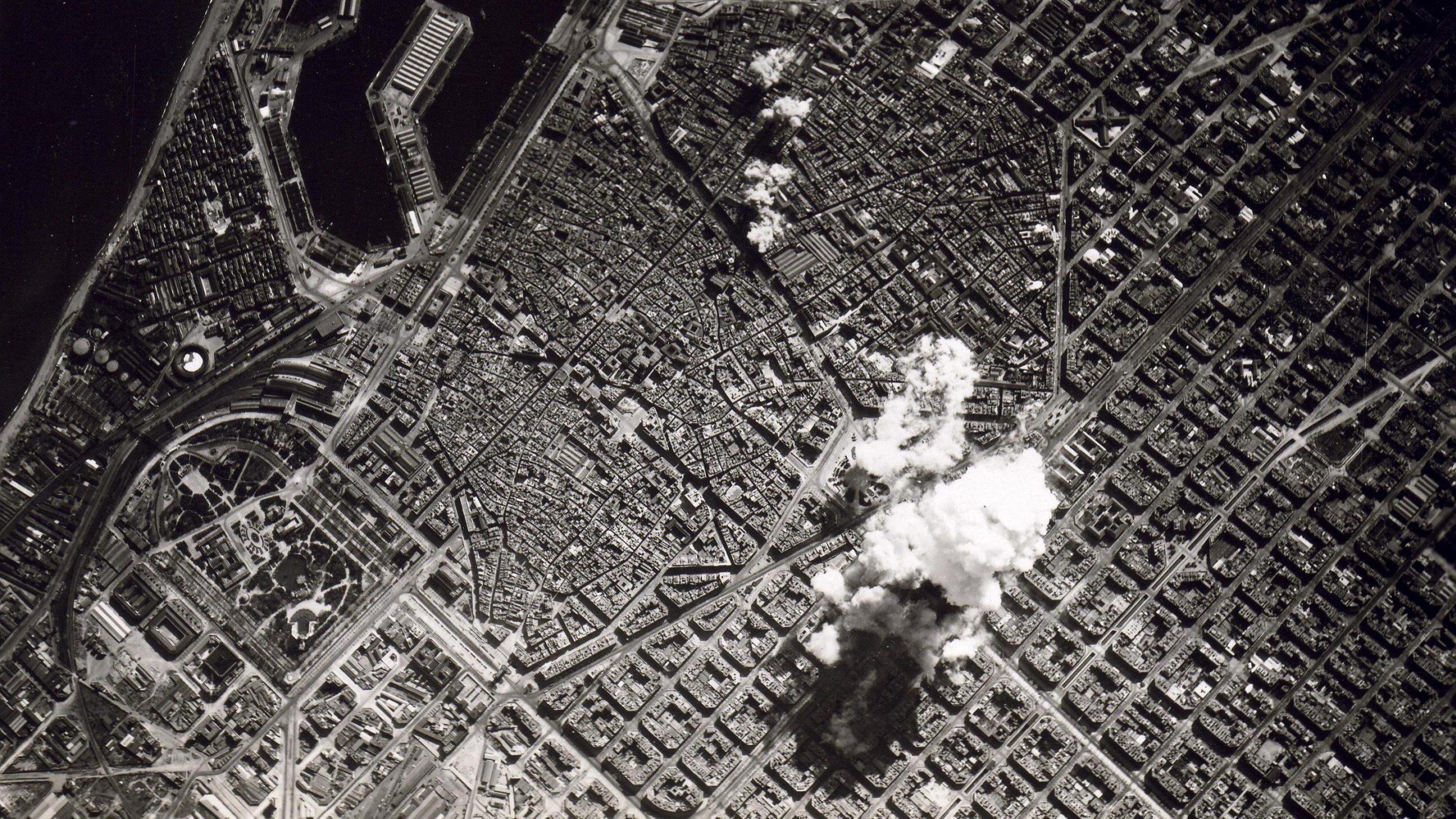 Bombningar av Barcelona