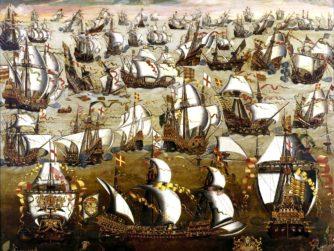 Den spanska armadan