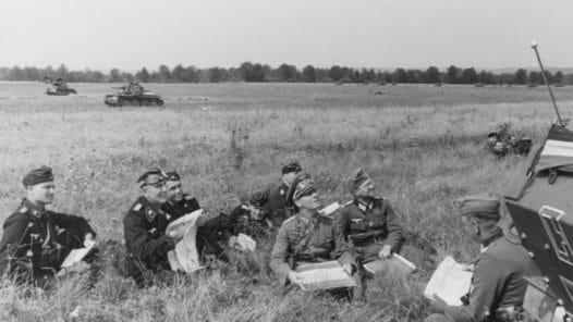 Frankrikes fall 1940