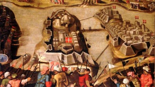 Belägringen av Malta 1565