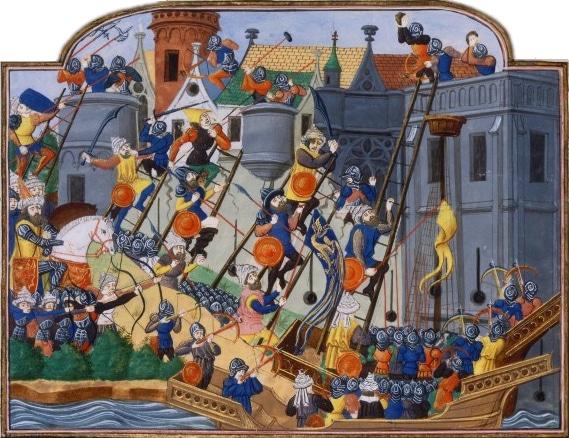 Belägringen av Konstantinopels år 1453