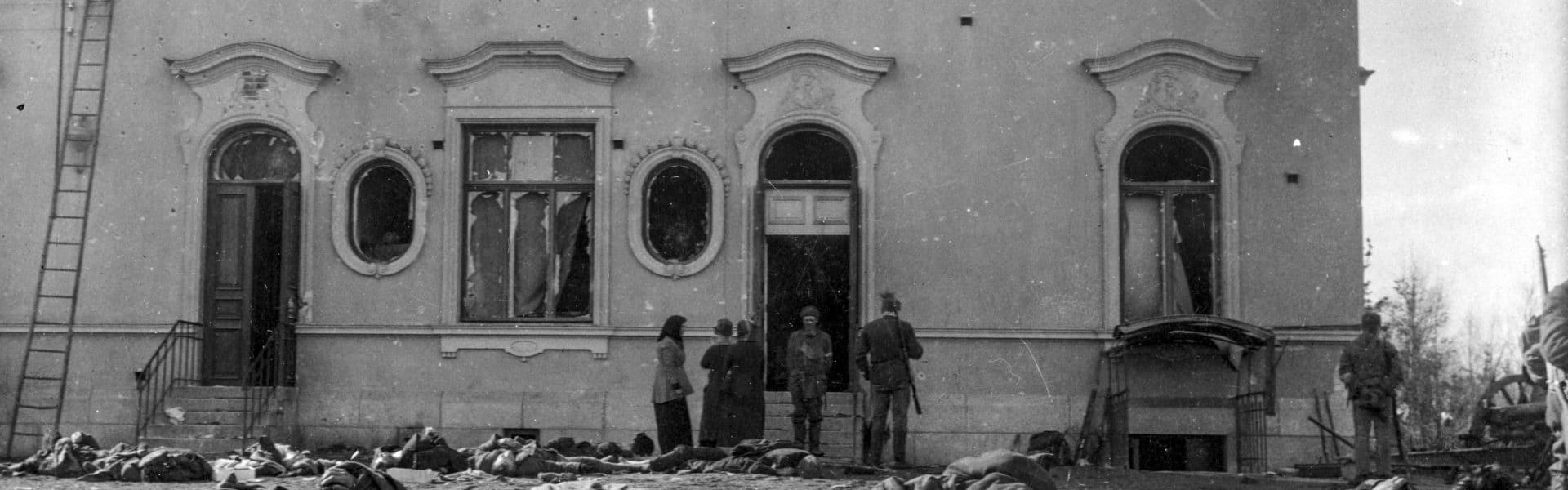 Slaget vid Tammerfors, 1918