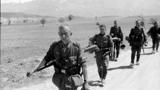 tyska operation Marita mot Jugoslavien och Grekland